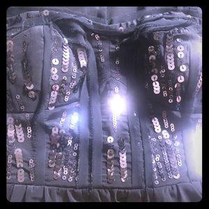 American Eagle corset dress